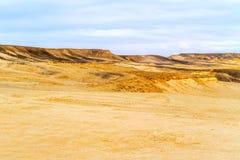 Eastern desert landscape in Egypt Stock Images