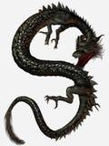 Eastern Dragon Stock Image