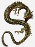 Eastern Dragon Stock Photography