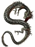 Eastern Dragon Royalty Free Stock Image