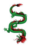 Eastern dragon Royalty Free Stock Photography