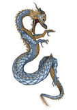 Eastern Dragon Royalty Free Stock Photos