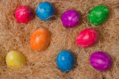 Eastern eggs Royalty Free Stock Image