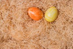 Eastern eggs Royalty Free Stock Photography