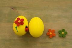Eastern eggs Stock Photo