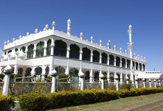 Eastern Fiji Architecture. Eastern style building in Lautoka, the second largest city in Fiji stock photo