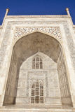 Eastern gate, Taj Mahal. Stock Photos