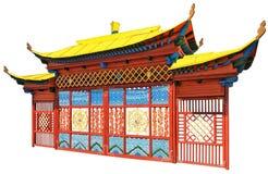 Eastern Gate to paradise Royalty Free Stock Photos