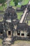 Eastern Gopuram in Angkor royalty free stock images