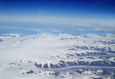 Eastern Greenland Royalty Free Stock Photo