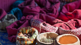 Eastern herbs and spices Stock Image