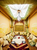 Eastern luxury interior Royalty Free Stock Image