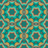 Eastern ornament. Seamless pattern, vector image Stock Photos