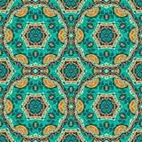 Eastern ornament. Seamless pattern, vector image Vector Illustration