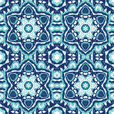 Eastern ornament, seamless pattern. Vector image Stock Photos