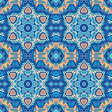 Eastern ornament, seamless pattern Stock Photo