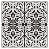 Eastern ornament vector Royalty Free Stock Image