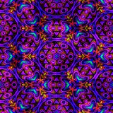 Eastern ornamental pattern Royalty Free Stock Images
