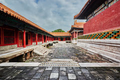 Eastern Palace Forbidden City Beijing China Stock Photo