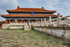 Eastern Palace Forbidden City Beijing China Stock Photos