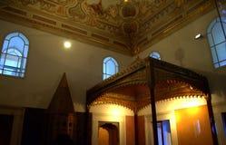 Eastern palace interior Stock Photo