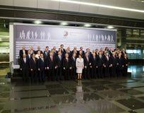Eastern Partnership Sammit in Riga, 2015 Royalty Free Stock Image