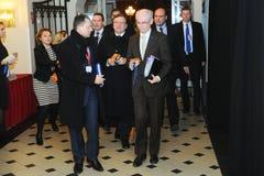 Eastern Partnership Summit Royalty Free Stock Image