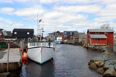 Eastern Passage, Nova Scotia Stock Photography