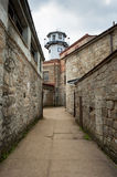 Eastern penitentiary guardhouse. Royalty Free Stock Photos