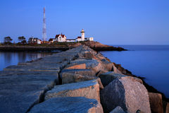 Eastern Point Light Royalty Free Stock Image