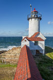 Eastern Point Lighthouse Stock Photography