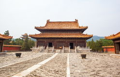 Eastern Qing Mausoleums- Cixi Mausoleum scenery Royalty Free Stock Photography