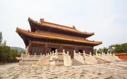 Eastern Qing Mausoleums- Cixi Mausoleum scenery Royalty Free Stock Photos