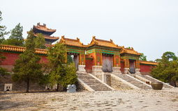 Eastern Qing Mausoleums- Cixi Mausoleum scenery Royalty Free Stock Images