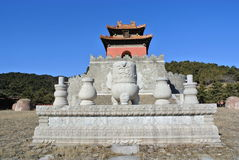 The Eastern Qing Tombs Stock Images