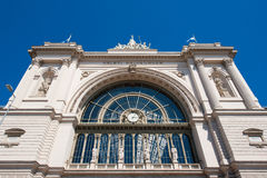 The Eastern railwaystation in Budapest Stock Images