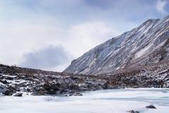 Eastern Sayan mountains. Altai. Stock Photography