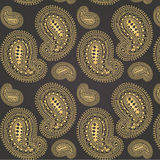 Eastern seamless pattern Royalty Free Stock Photography