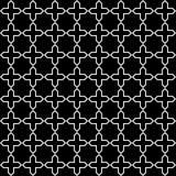 Eastern seamless pattern Stock Photos