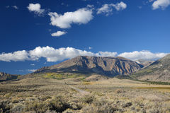 Eastern sierra mountain Stock Photos