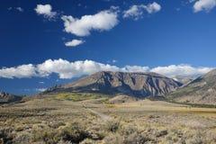 Eastern sierra mountain Stock Photos