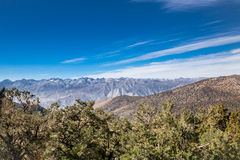 Eastern Sierra Nevada View Royalty Free Stock Photography