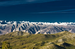 Eastern Sierras Stock Photography