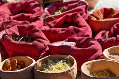 Eastern spices Royalty Free Stock Photography