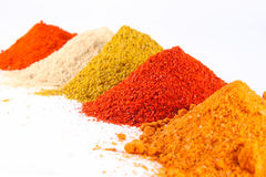 Eastern spices mix Stock Images