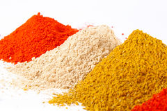 Eastern spices mix Stock Photo