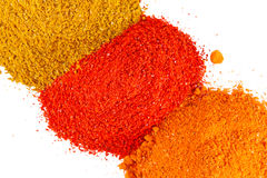 Eastern spices mix Stock Photography