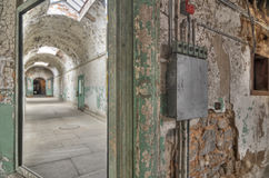 Eastern State Penitentiary Royalty Free Stock Photos