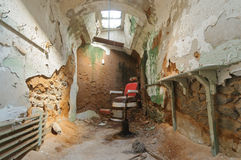 Eastern State Penitentiary Royalty Free Stock Photo