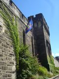 Eastern State Penitentiary.  stock photography